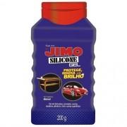 Jimo Silicone Gel Natural 200g Uso Automotivo E Doméstico