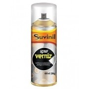 Tinta Spray Verniz Natural Fosco Suvinil Artes E Automotivo