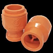 Bloqueador De Ar Poupa Água - Residencial 3/4 Pvc