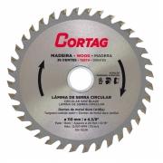 Disco De Serra Corte Madeira Mdf 36 dentes 110x20mm Cortag