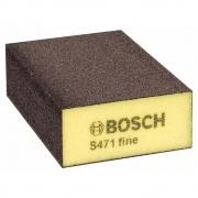 Espuma Abrasiva Fina Best Flat S471  Bosch