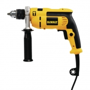 Furadeira elétrica de impacto DWD502 2600rpm 710W amarelo 120V - 127V - DEWALT