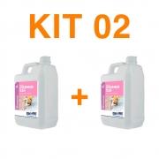 kit 02 Primer 516 Protec Para Piso Vinílico 5 Litros