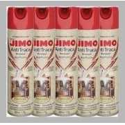 Kit 05 Jimo Antitraça Spray Aerossol 300ml Mata Traça