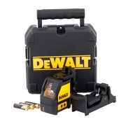 Nível a Laser Auto Nivelador DW088K 30m- DEWALT