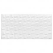 Revestimento Eliane CUBIC WHITE Acetinado (A) 45x90