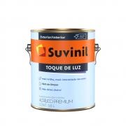 Tinta Acrílica Semibrilho Toque de Luz Branco Neve Suvinil 3,6L