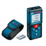 Trena a Laser Medidor De Distância GLM40 - BOSCH