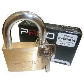 Cadeado Lt - 60mm Pado 51000020