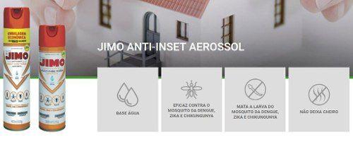 Jimo Anti-inset 300ml Mata Moscas Mosquitos Baratas