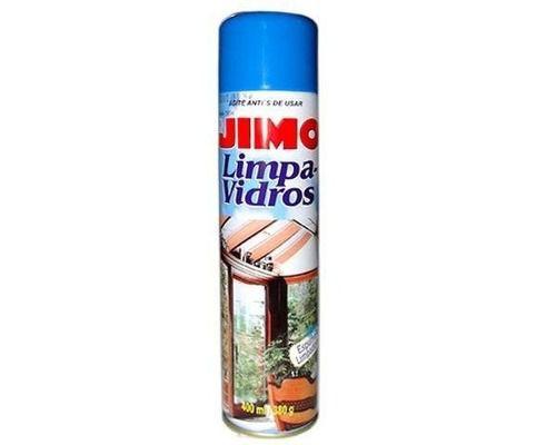 Jimo Limpa Vidros Aerossol 400ml-carros, Vitrines, Espelhos
