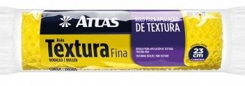 Rolo De Textura Fina 23cm Ref 110/75 Atlas