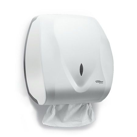 Dispensador Papel Toalha Branco Clean Velox Premisse