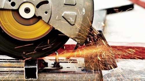 Disco De Corte Abrasivo 178 X 1,6 X 22,2 Mm Dac180-24 Starrett