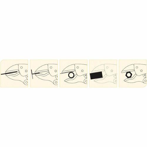 """Alicate de Pressão 10"""" Tramontina Ref. 41070/110"""