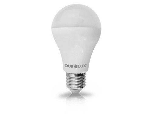 Lampada Led 9w 6500k Fria Bivolt Ourolux