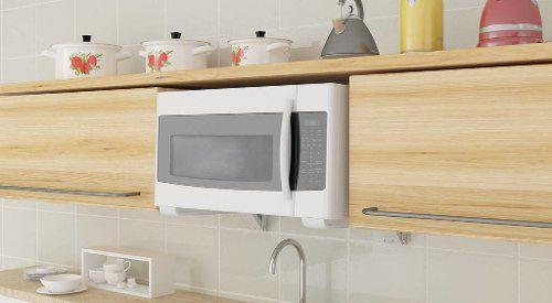 Suporte Para Microondas/forno Eletrico Branco Brasforma