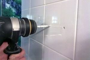 Broca Para Vidro Porcelanato E Cerâmica 8mm Cortag