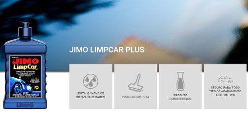 Detergente Shampoo Automotivo Jimo Limpcar Plus 450ml