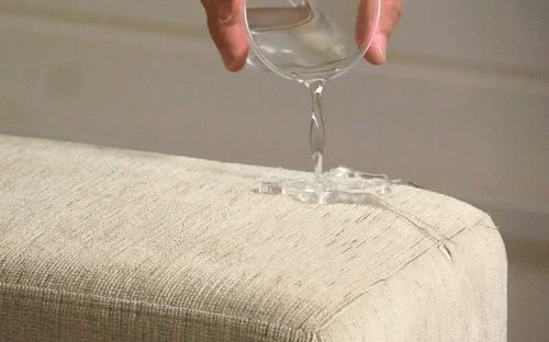 Impermeabilizante Protetor Tecidos Sofa Spray Proteg Domline