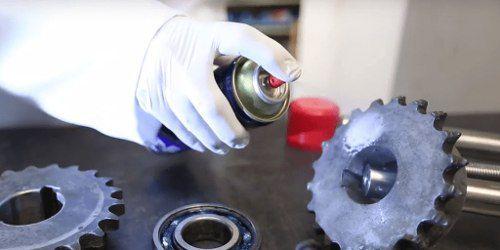 Graxa Spray M500 Para Rolamentos Cubo Engrenagens Fechaduras