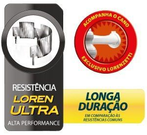 Chuveiro Ducha Bello Banho Ultra+haste Lorenzetti 127v/5500w