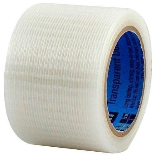 Fita Adesiva Silver Tape 38mmx4,57mt Transparente 3m