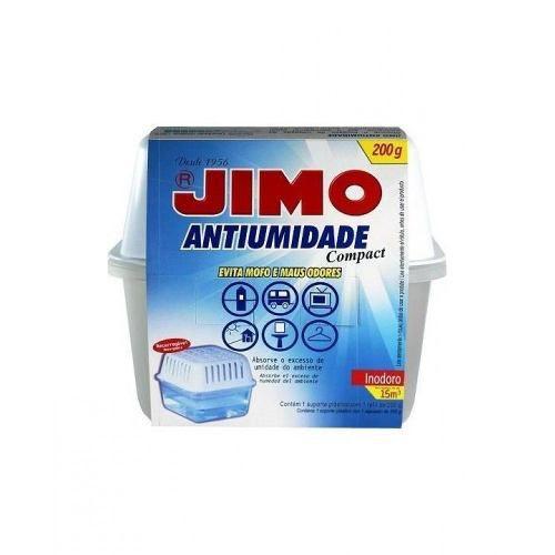 Jimo Antiumidade Residência Armário Banheiro Inodoro 200g