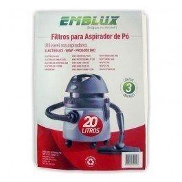 03 Un Filtro Aspirador De Pó Electrolux Wap Prosdocimo A20