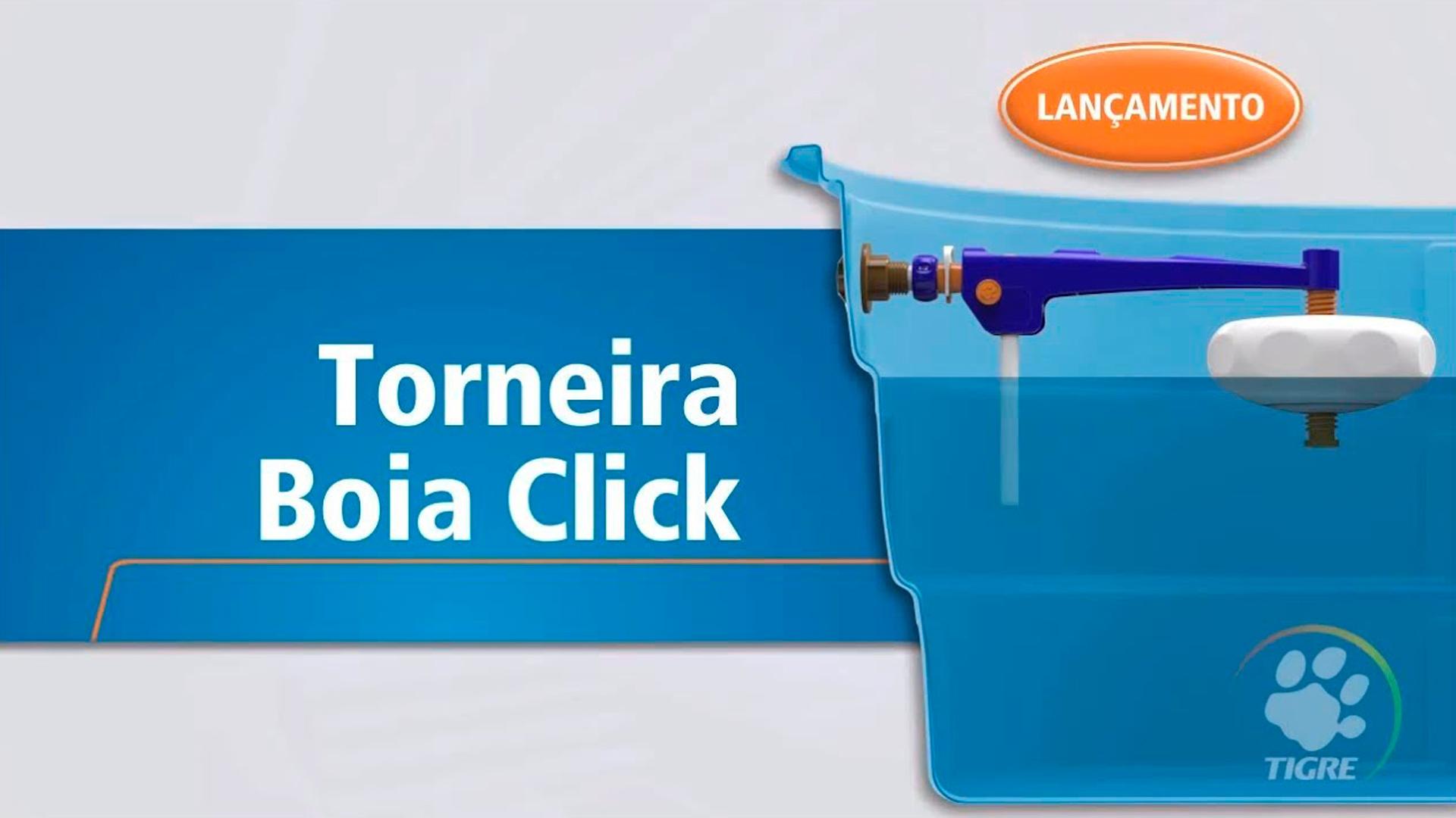 Boia Click ¾ Tigre