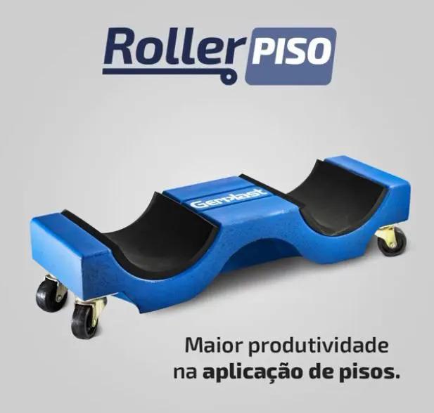 Carrinho Roller P/ Piso Azulejo Porcelanatos Rejuntes