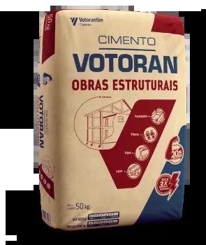 CIMENTO VOTORAN OBRAS ESTRUTURAIS 50 KG