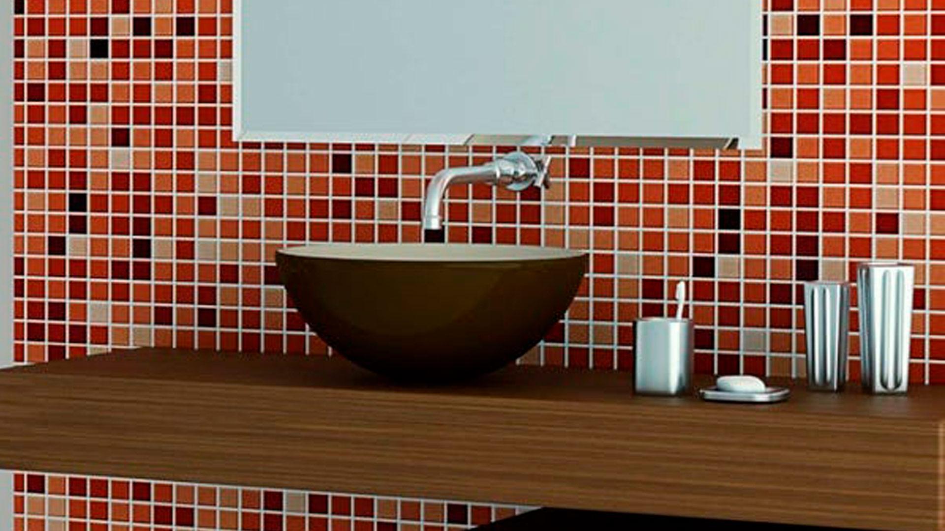 Cuba de Apoio para Banheiro 38x13 cm CAPPUCCINO ETERNIT