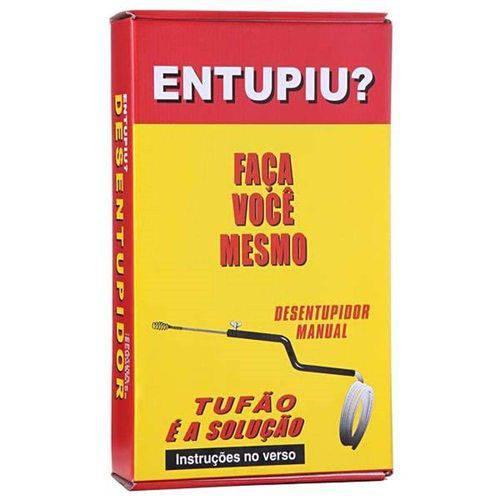 Desentupidor Manual Tufão 15 Metros - OVERTIME