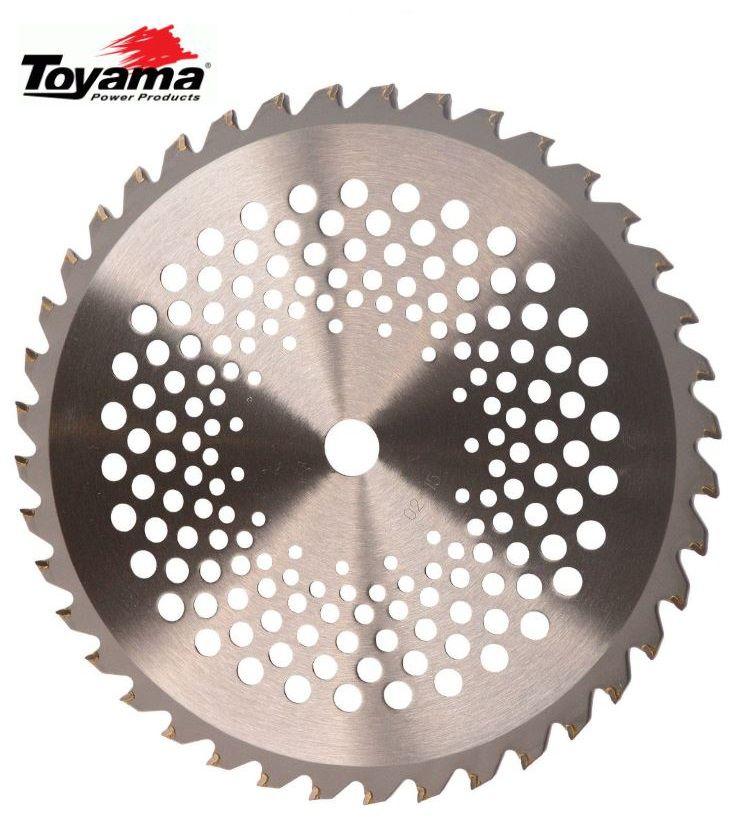 Disco Serra 40 Dentes Rocadeira Toyama 255mmx25,4mm Original