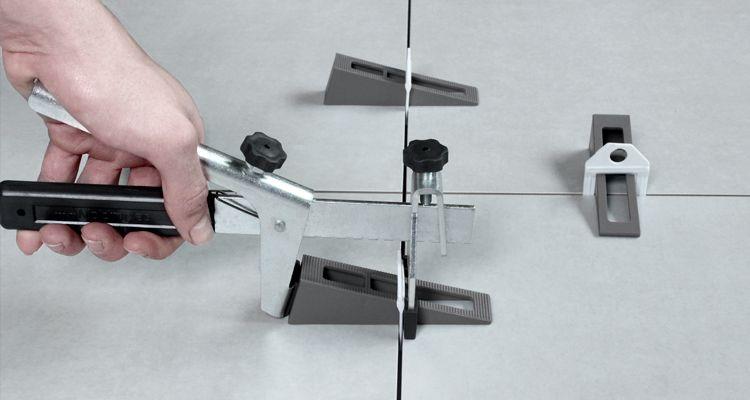 Espaçador Para Nivelamento 1,0mm Nivela Piso Max Moldimplas