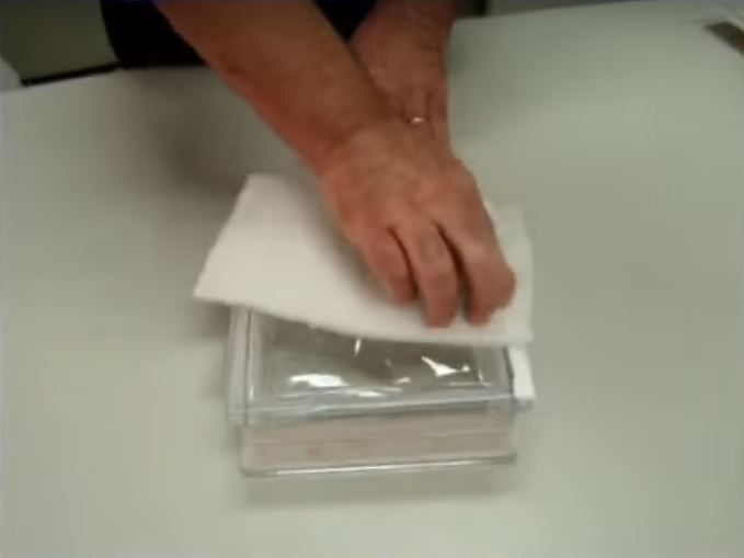 Folha Abrasiva Media Marrom 110x225mm 3m Limpa Lixa Remove