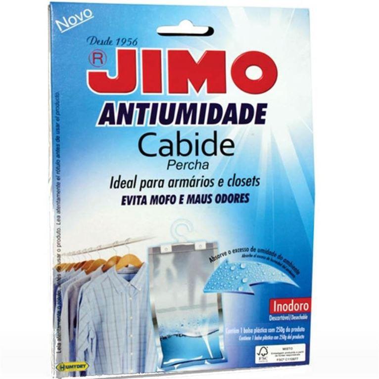 Jimo Antiumidade 250g Cabide Armários, Closets, Guarda-roupa