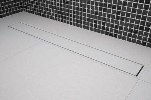 Kit 05 Ralo Linear Oculto Invisível 90cm Tigre banheiro