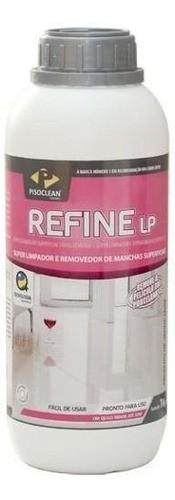 kit 3 - Refine Lp Limpa Piso Manchas De Porcelanato  Pisoclean
