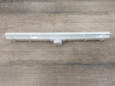 Kit Ralo Linear Invisível 1/90cm E 3/70cm Tigre Banheiro