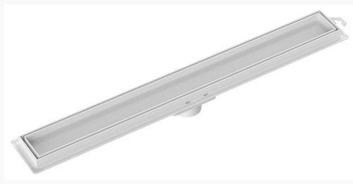 Kit Ralo Linear Invisível 2/90cm E 1/70cm Tigre Banheiro