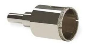 kit Serra Copo Diamantada 40 / 50 / 76mm Piso Granito Porcelanato Cortag