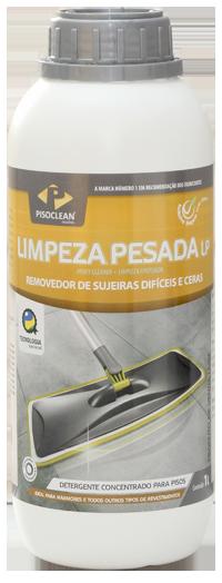 Limpeza Pesada LP 1L Pisoclean