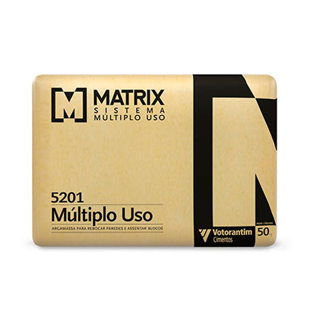 MASSA PRONTA MATRIX 5201 MULTIPLO-USO VOTORAN 50KG