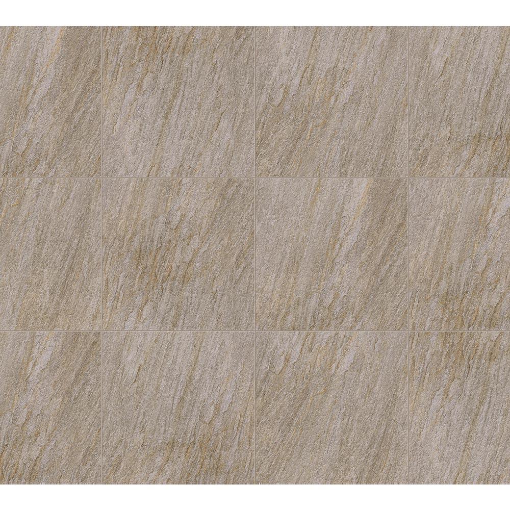 Porcelanato Delta Campania Stone Out Rústico (A) Retficado 73x73