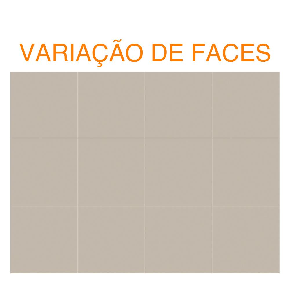 Porcelanato Delta Avório Polido (A) Retificado 60x60
