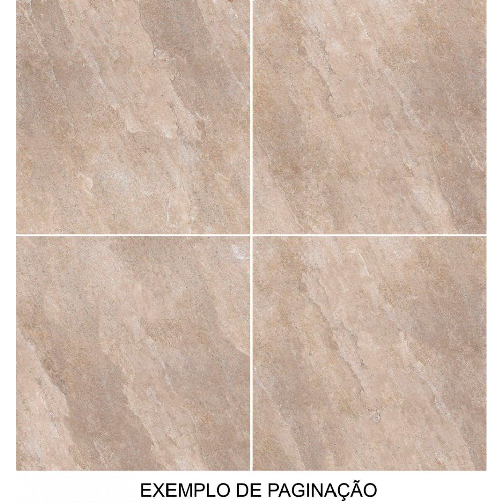 Porcelanato Via Rosa ARENA Acetinado (A) Retificado 72x72