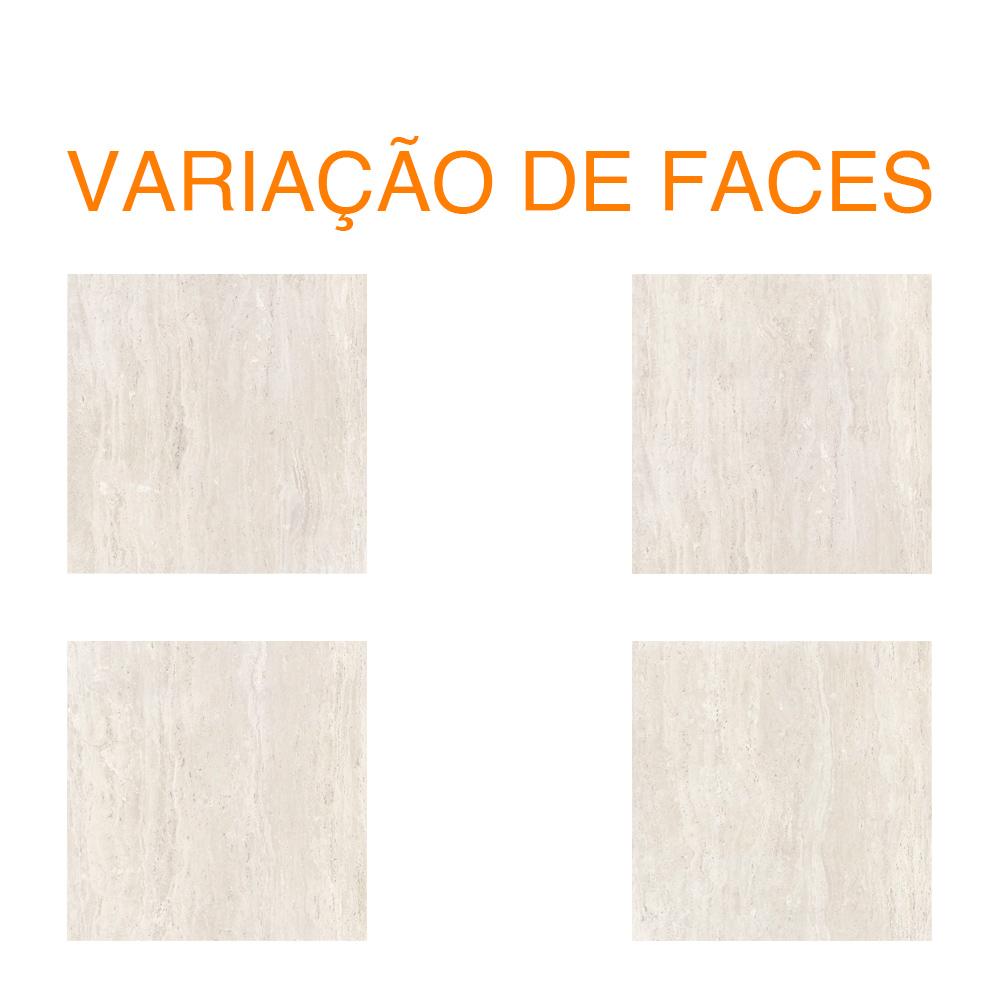 Porcelanato Via Rosa TRAVERTINO NATURAL  (A) 71x71