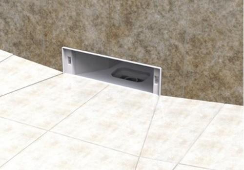 Ralo Lateral 30cm Banheiro Sacada Lavanderia Tigre